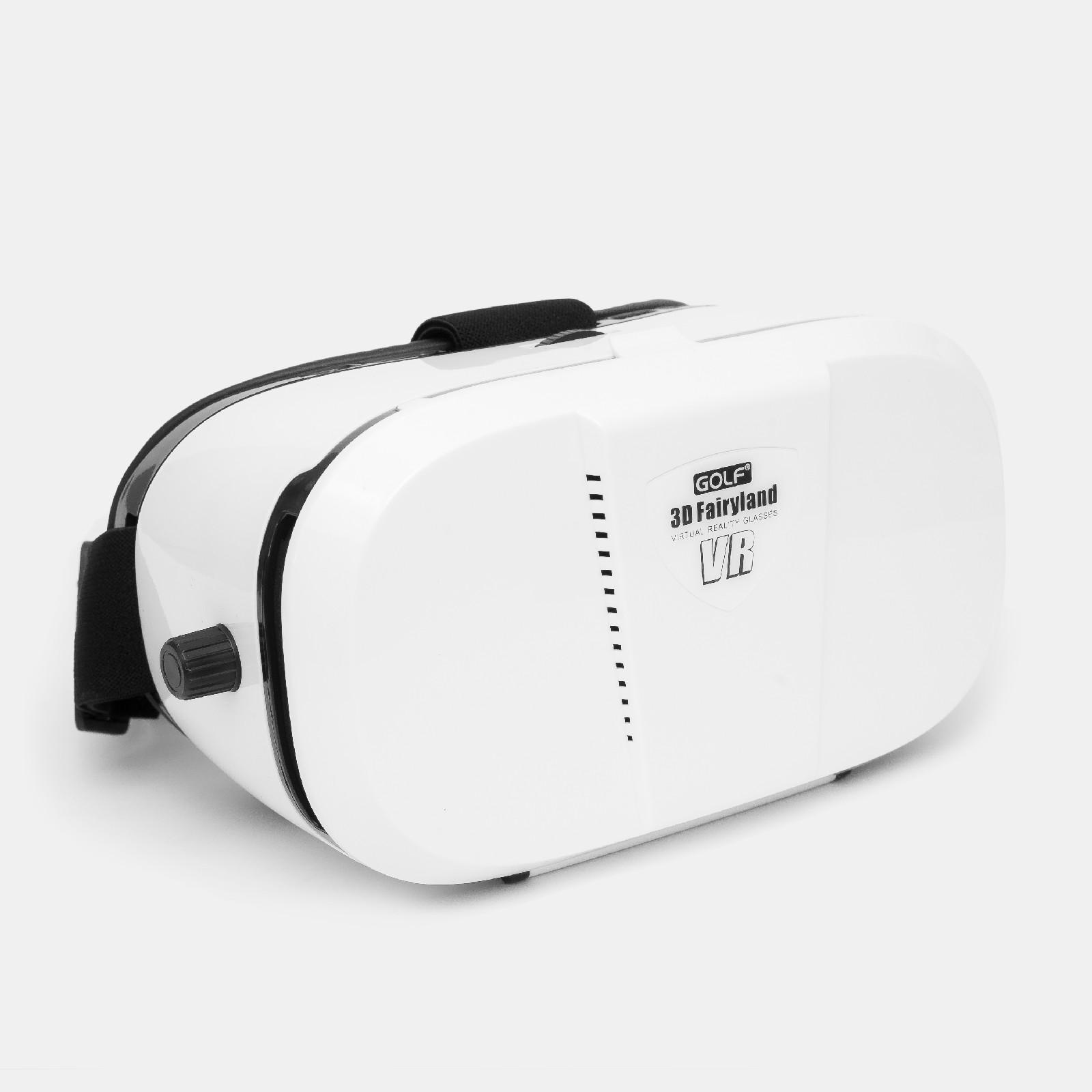 Очки виртуальной реальности GOLF VR BOX 3D