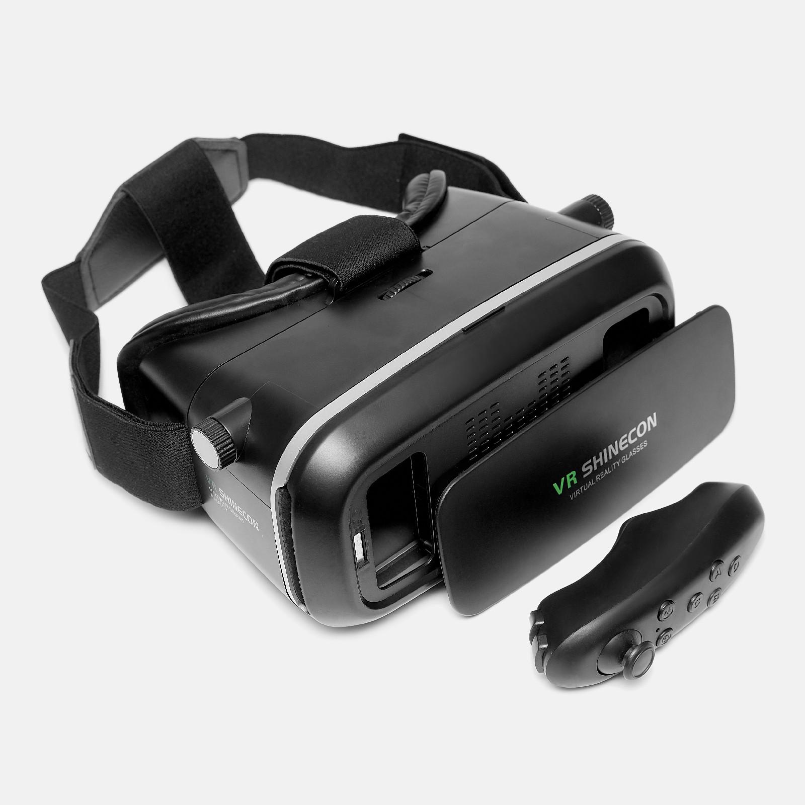 Очки виртуальной реальности VR SHINECON 1991 c пультом