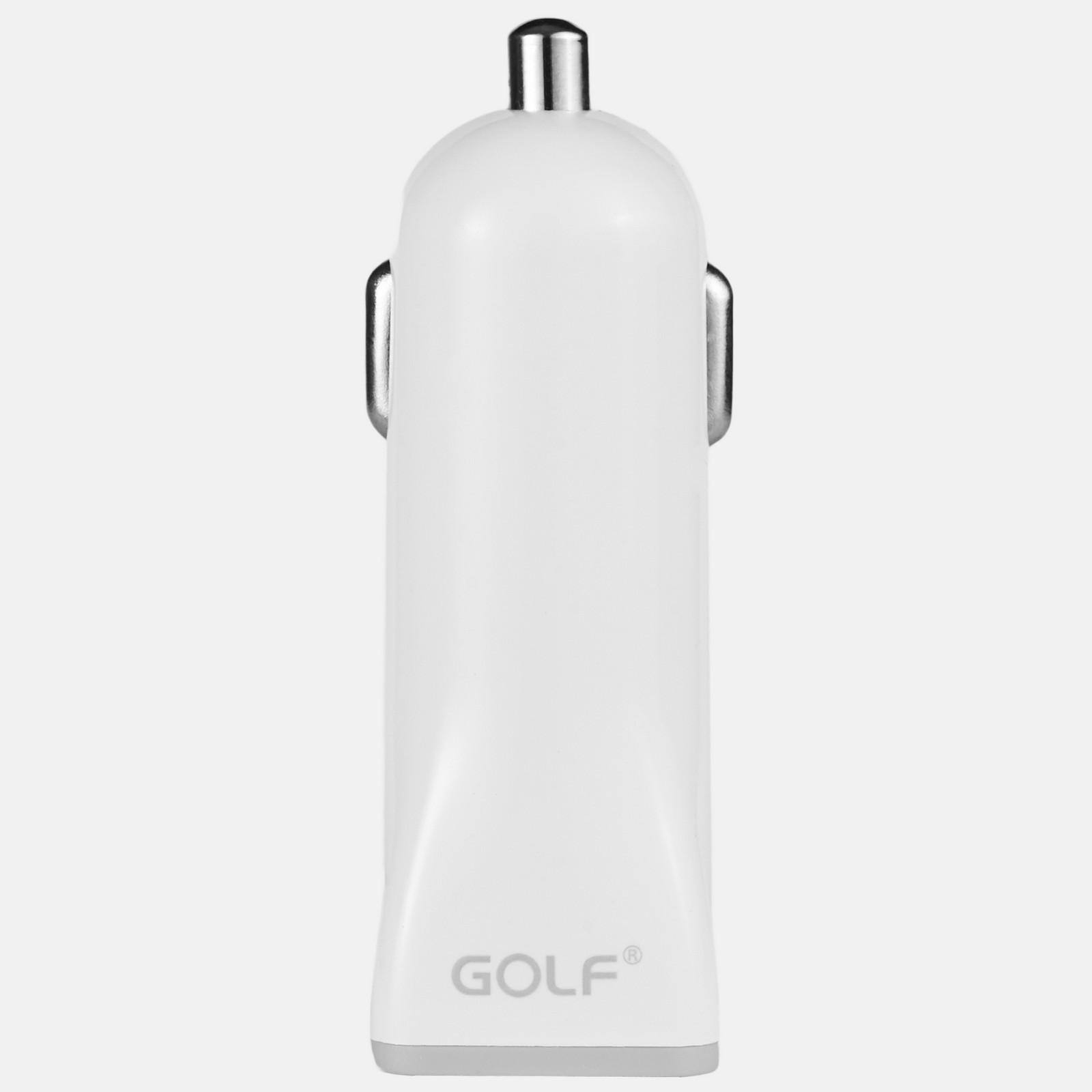 Автомобильное зарядное устройство Golf GF-C1