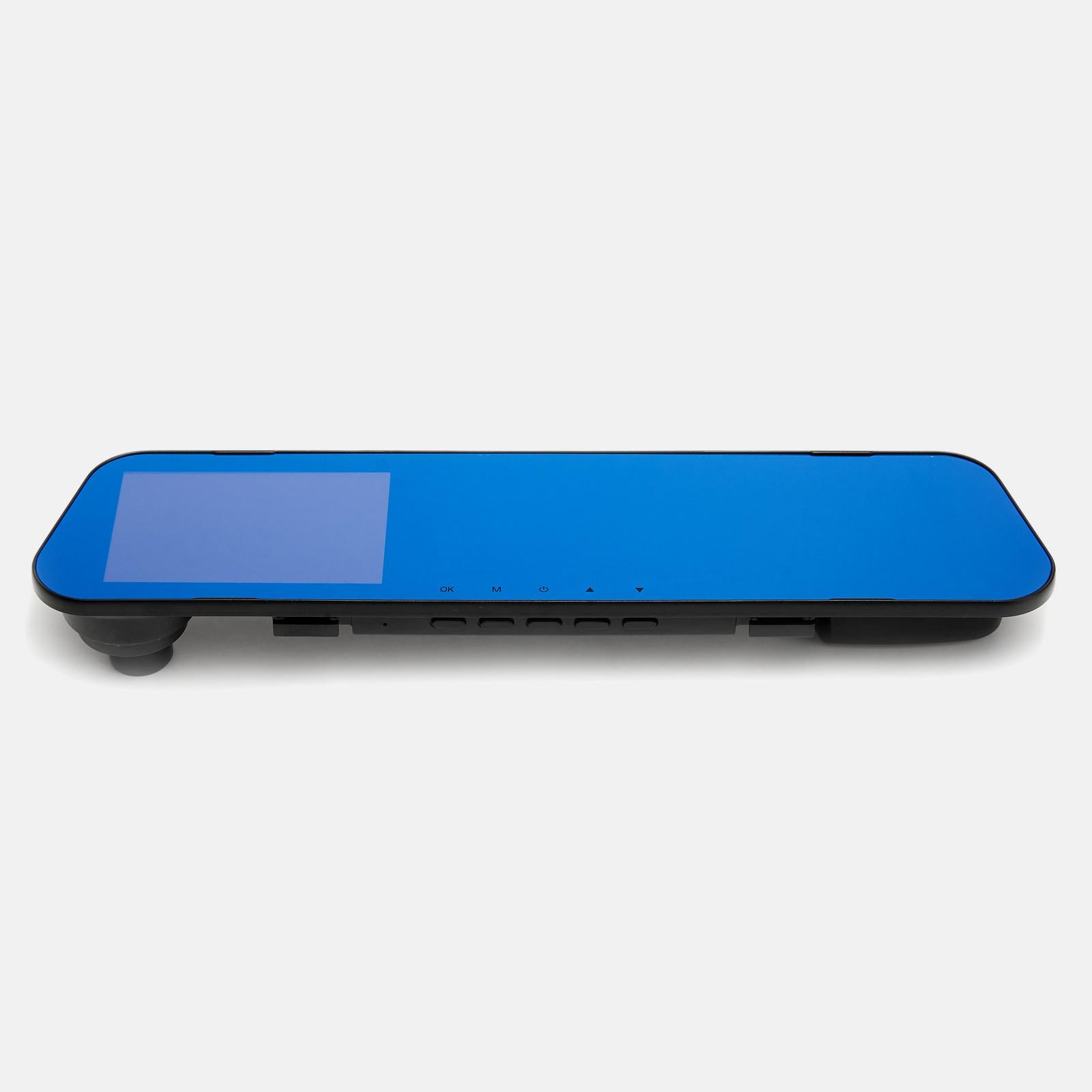 Видеорегистратор зеркало заднего вида Vehicle BlackBox Full HD, 2 камеры, версия 1.0