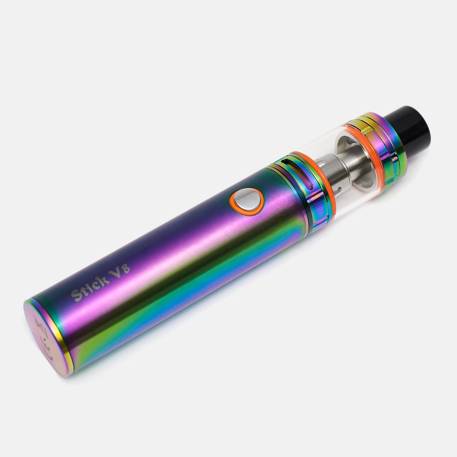 Cтартовый набор SMOK Stick V8 Rainbow