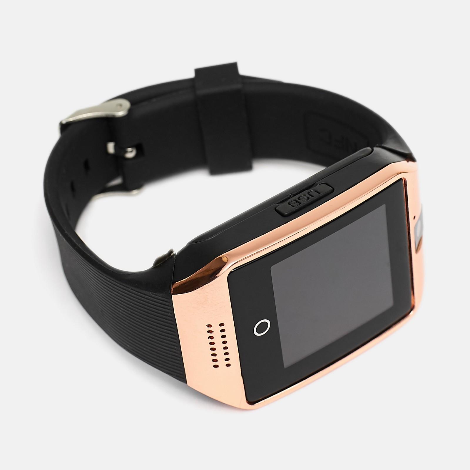 Смарт часы UWatch Q18 Gold