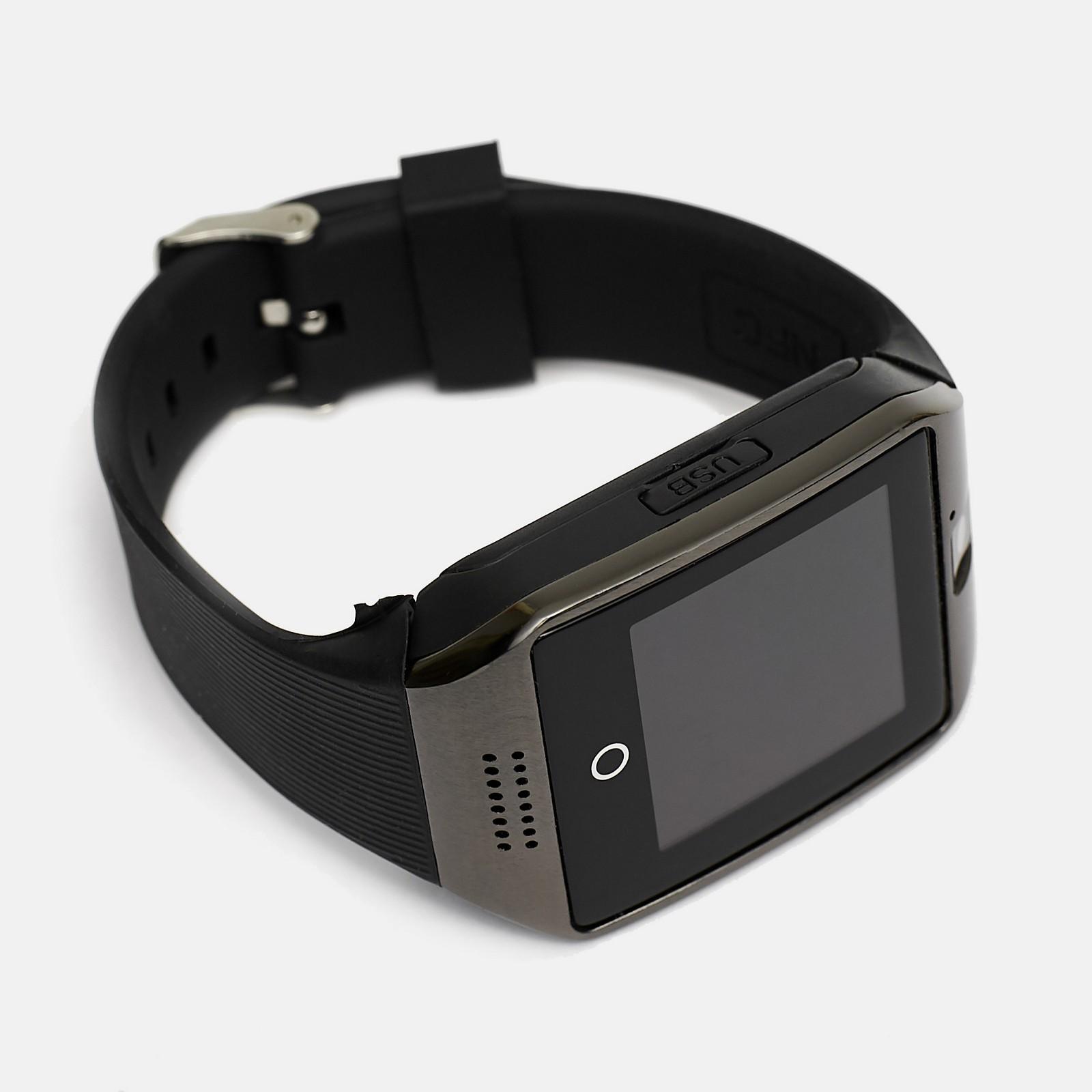 Смарт часы UWatch Q18 Gold Black