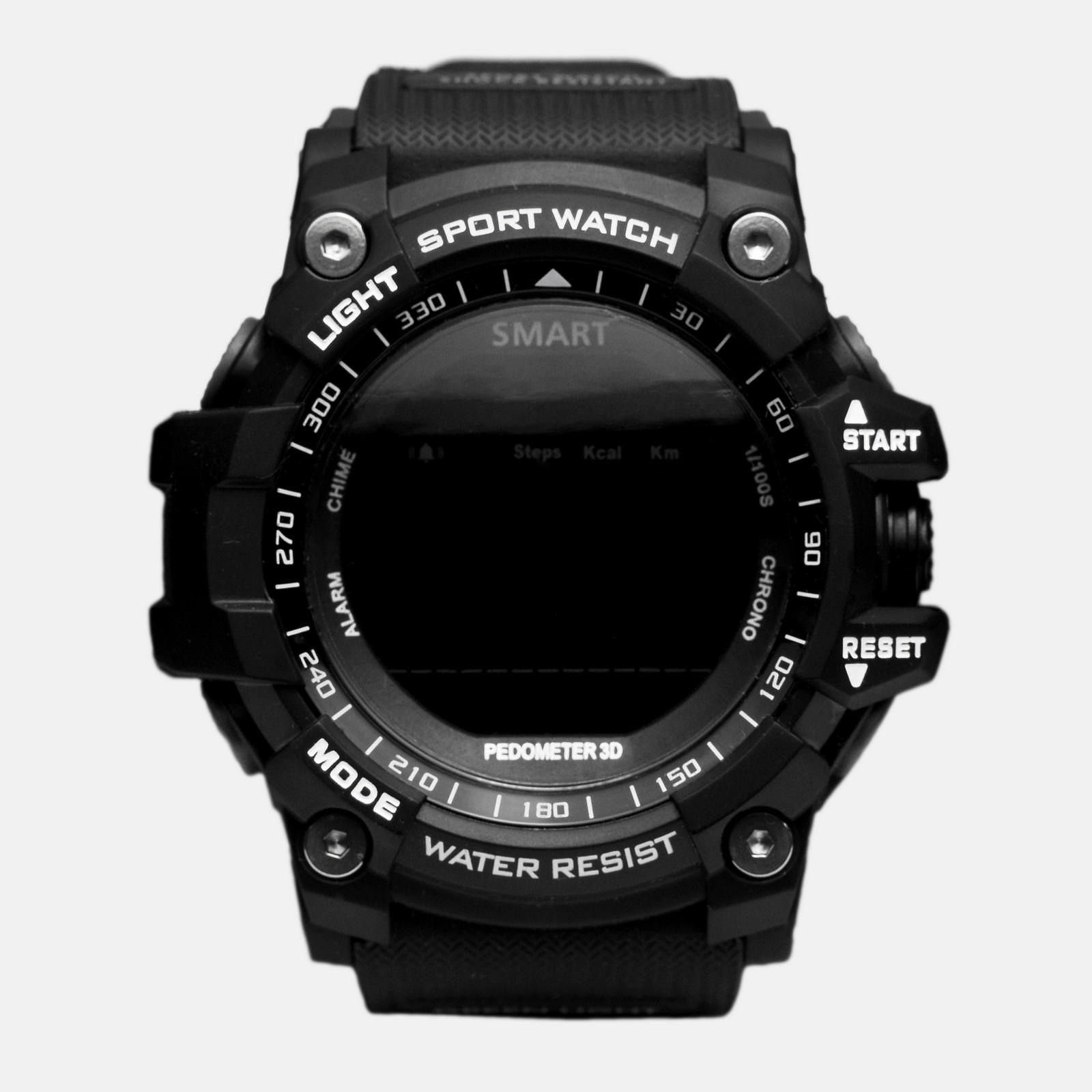 Смарт часы Xwatch EX16 Black