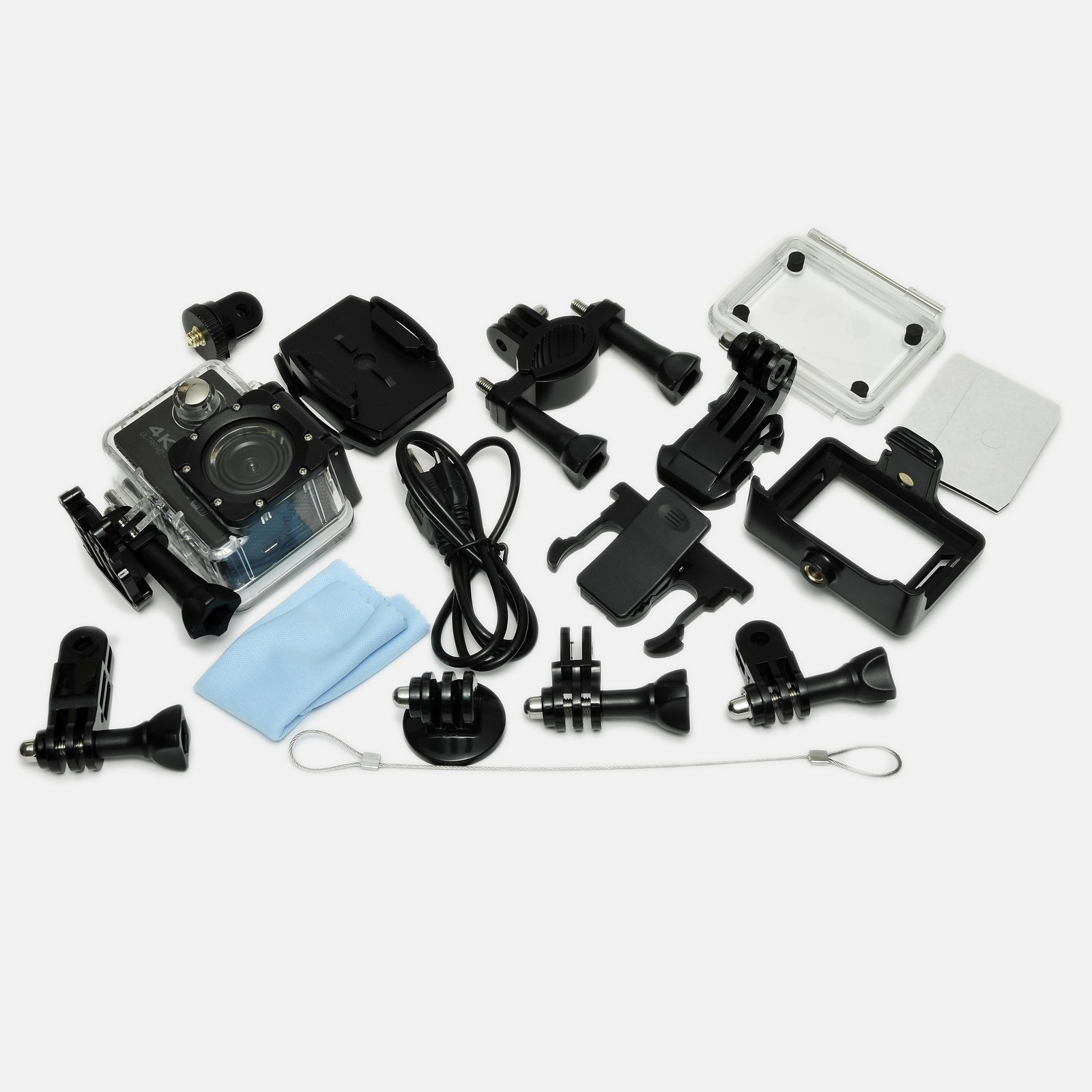 Экшн-камера Sports Cam 4K WI-FI ULTRA HD