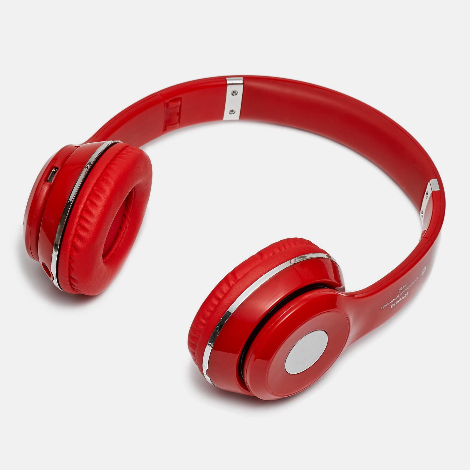 Беспроводные наушники Beats Solo HD S460 Red
