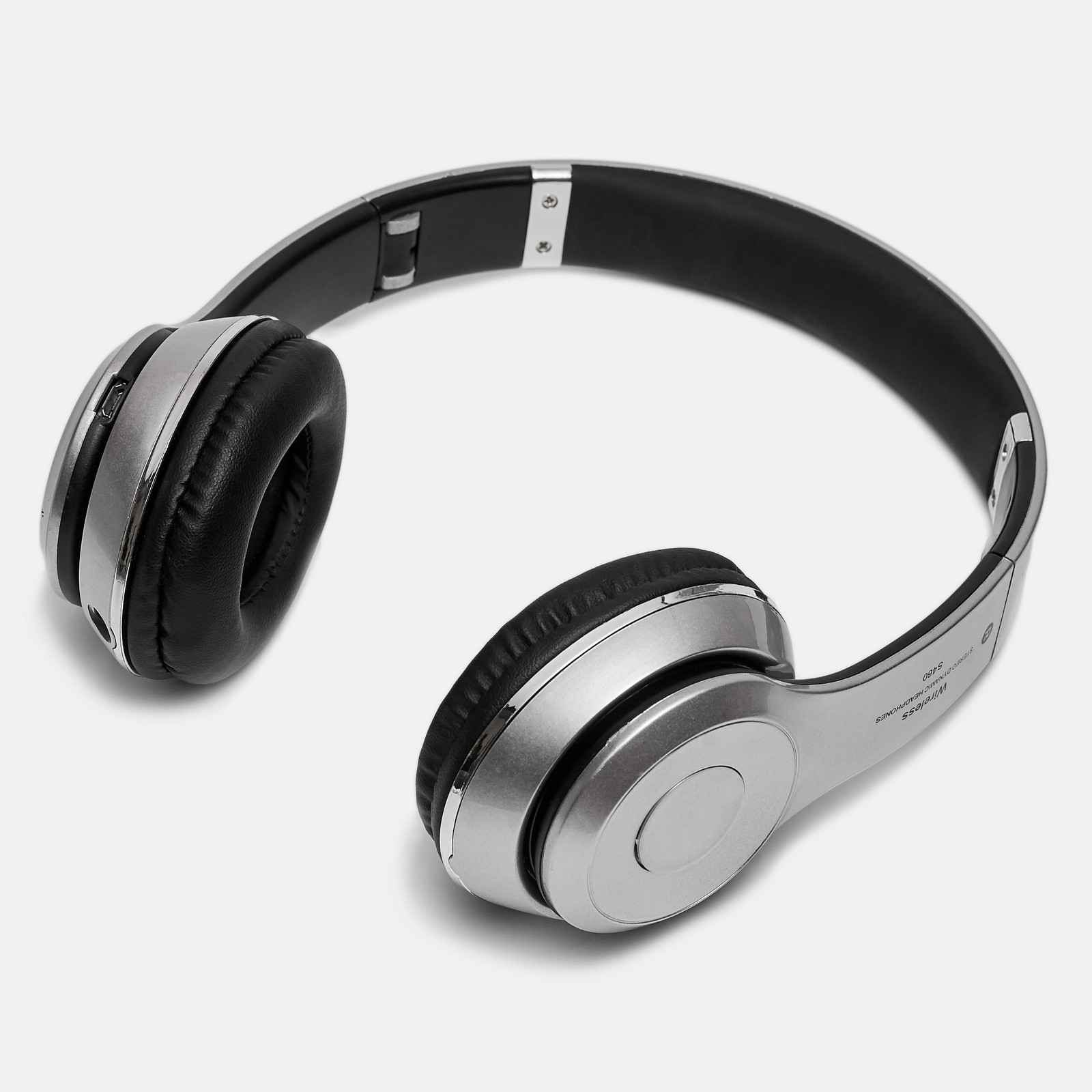 Беспроводные наушники Beats Solo HD S460 Silver