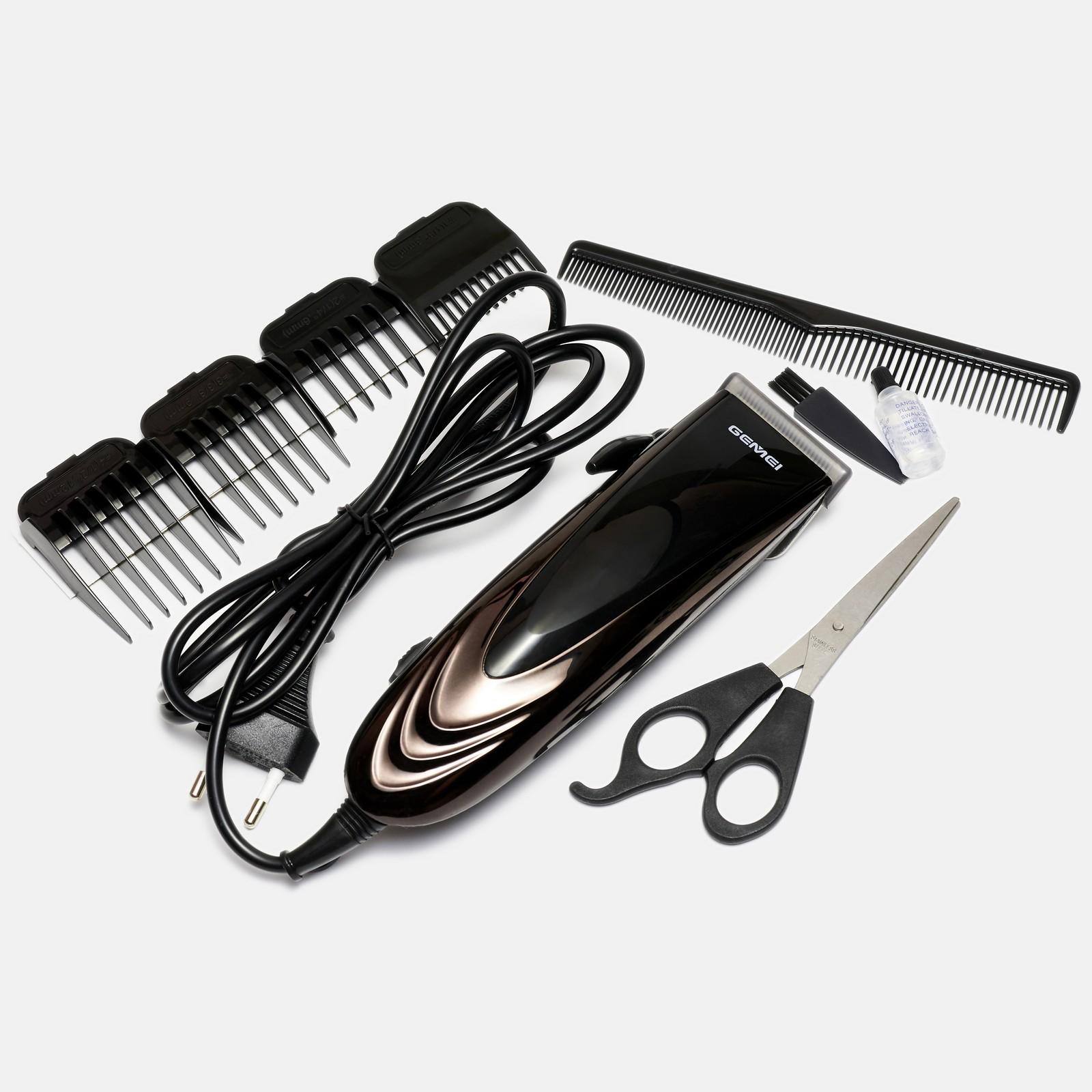 Машинка для стрижки волос Gemei GM-813