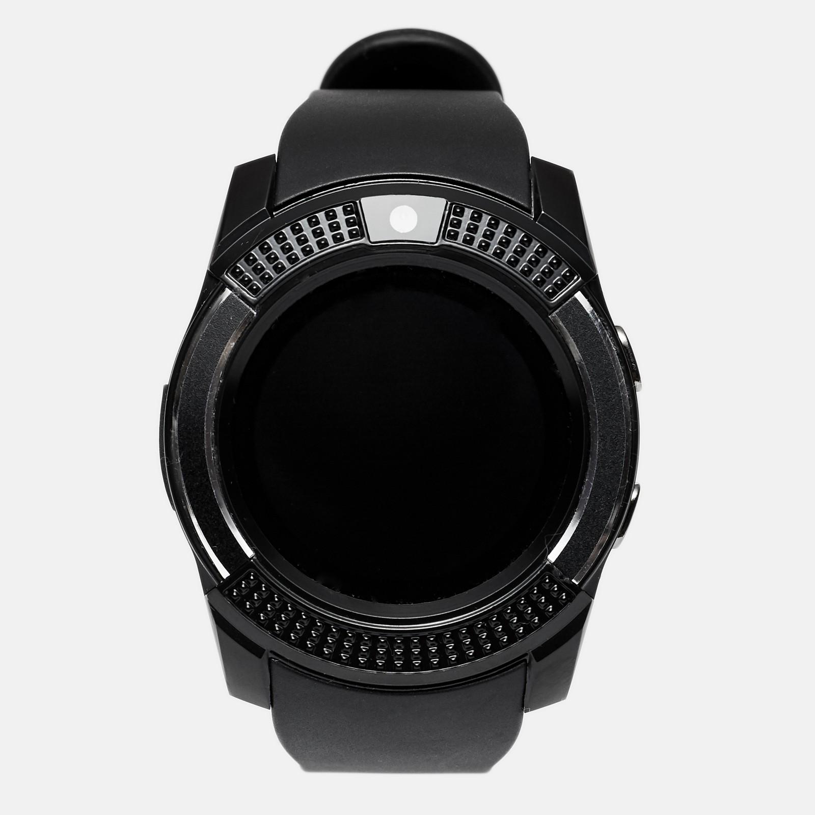 Умные часы Uwatch V8 Black