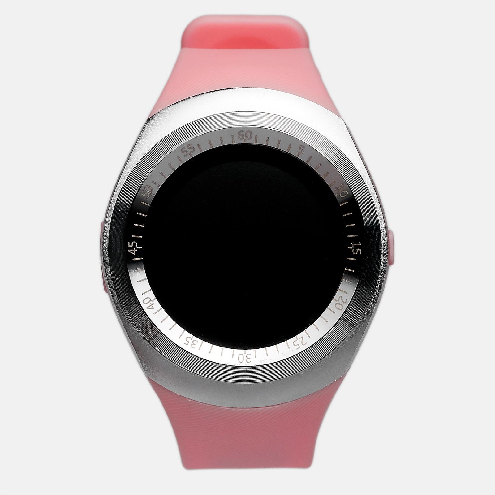Умные часы Uwatch Y1 Pink