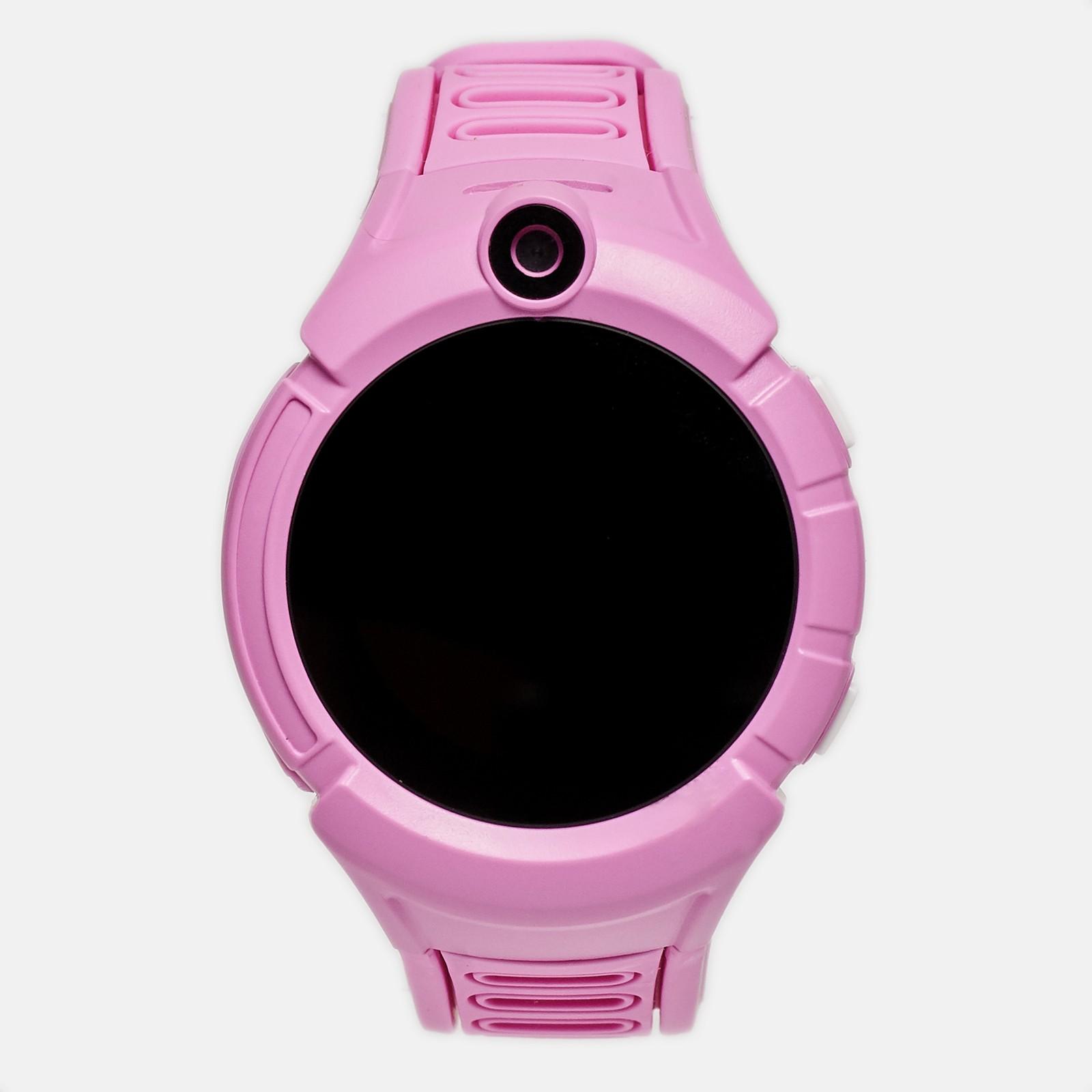 Детские умные часы Smart Baby Watch Q610S Pink