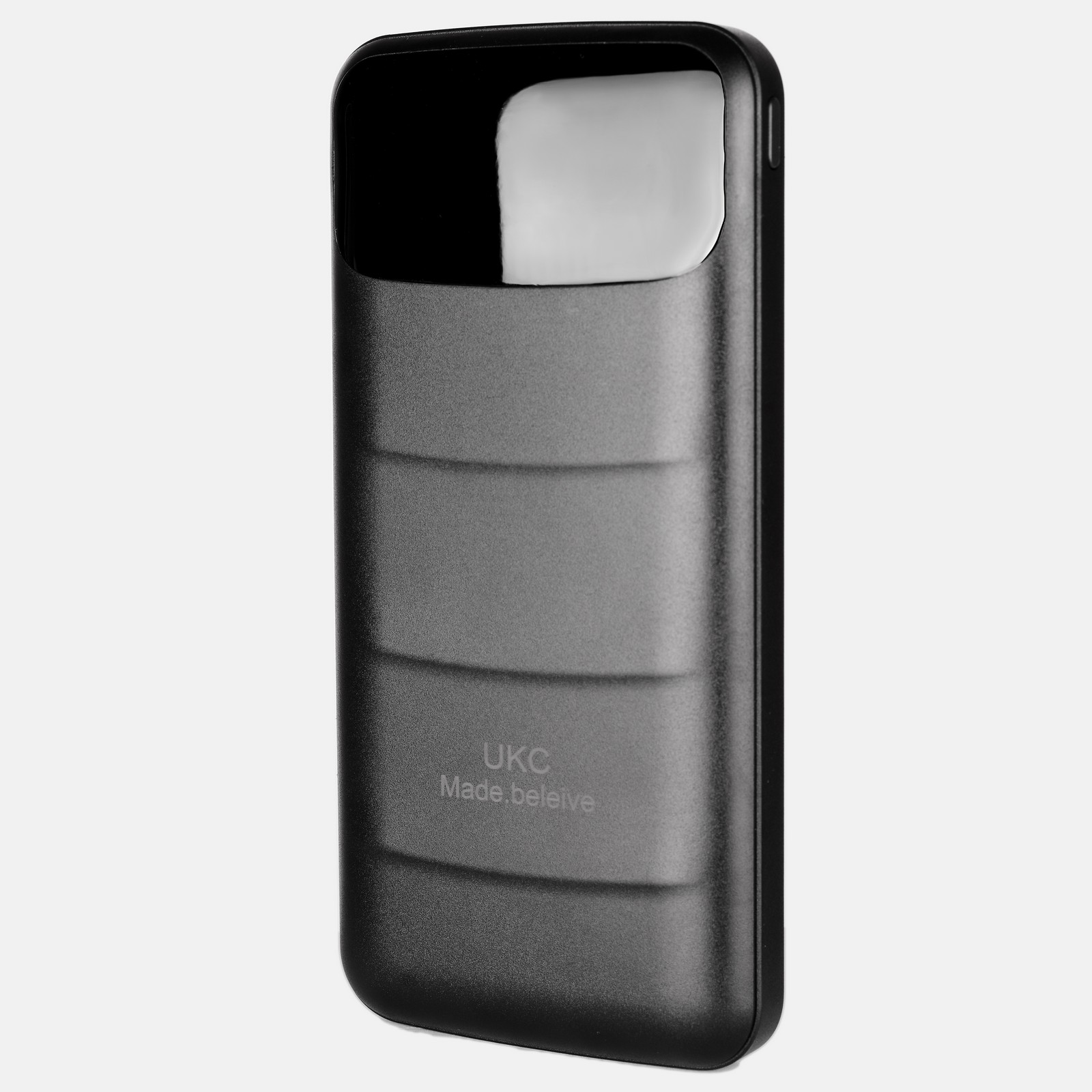 Внешний аккумулятор UKC 80000 мАч Black