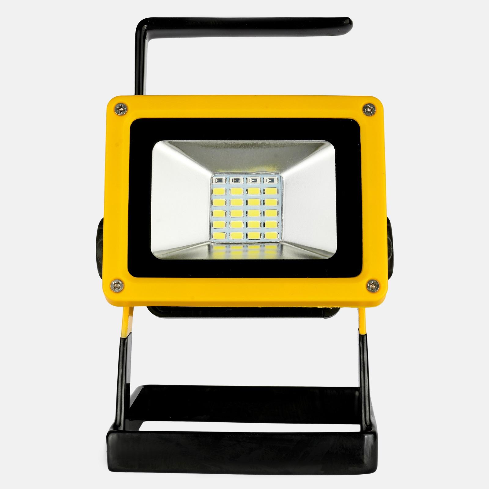 Аккумуляторный LED прожектор X-Balog 30W
