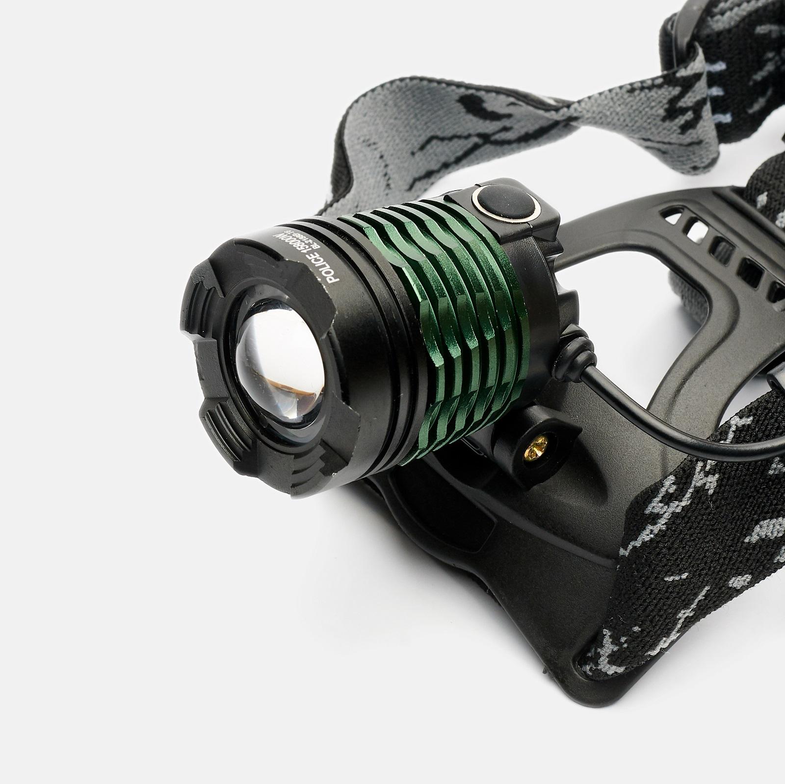 Налобный фонарь X-Balog BL 2188B T6
