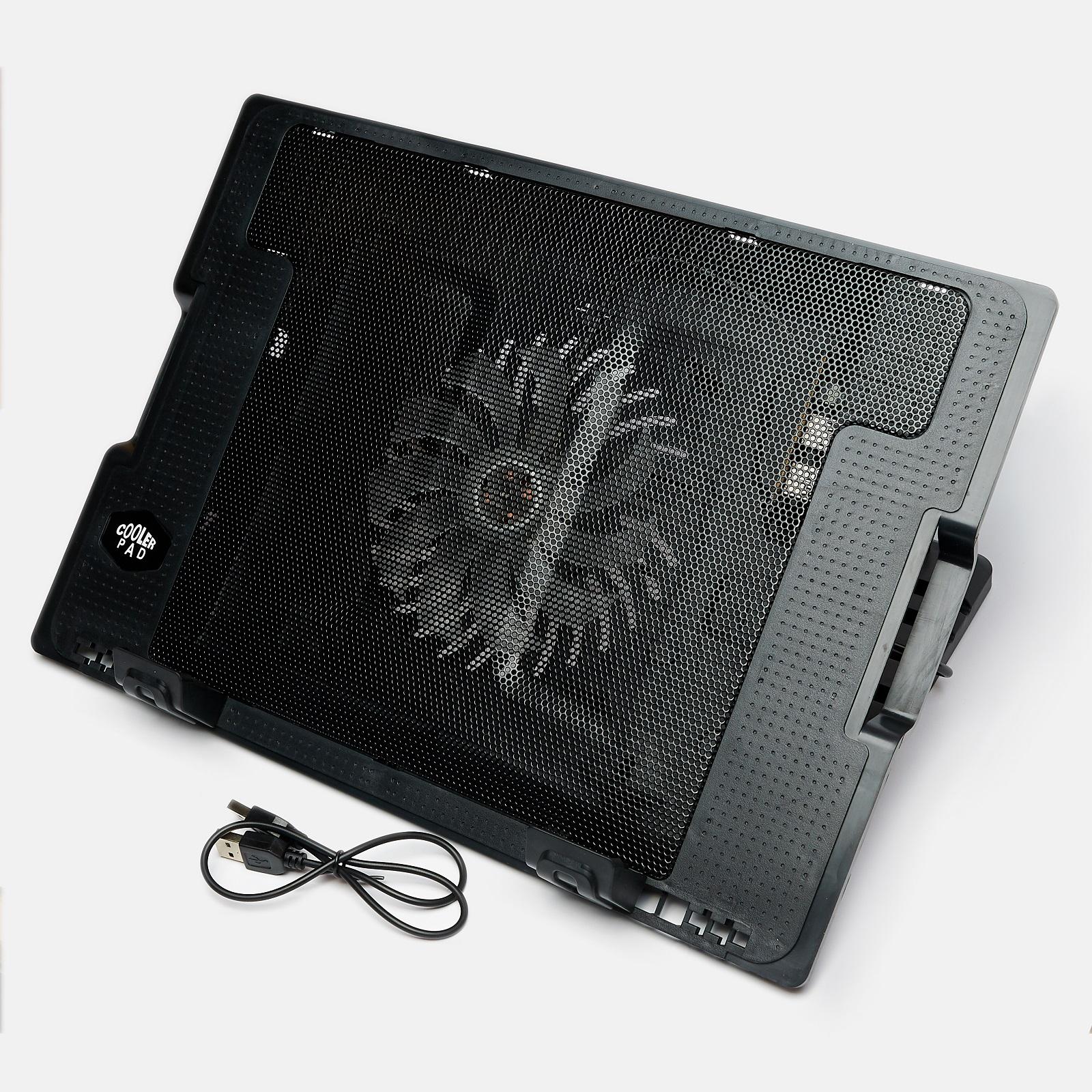 Подставка CoolerPad с 3 кулерами