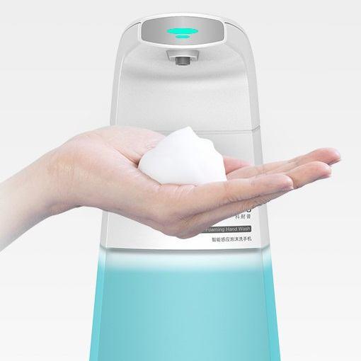 Бесконтактный дозатор для жидкого мыла Foaming Soap Dispenser