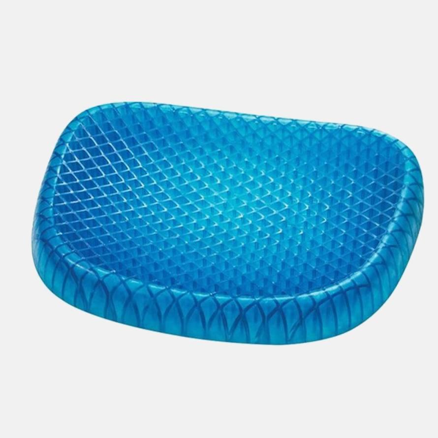 Гелевая подушка + Подставка для спины + Подлокотник для стола