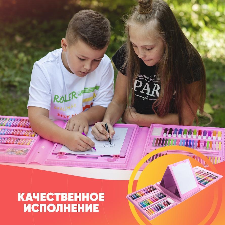 Набор для рисования и детского творчества