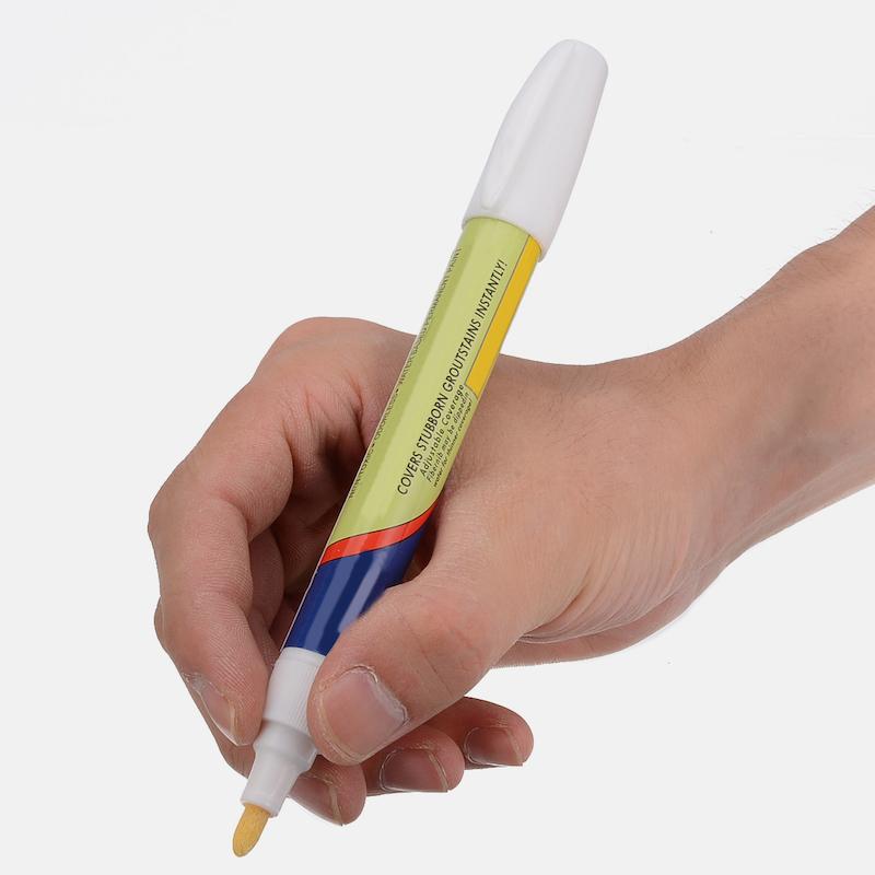 Карандаш-маркер для швов плитки + Многоразовая крепежная лента + Мини запайщик + Органайзер для сумок