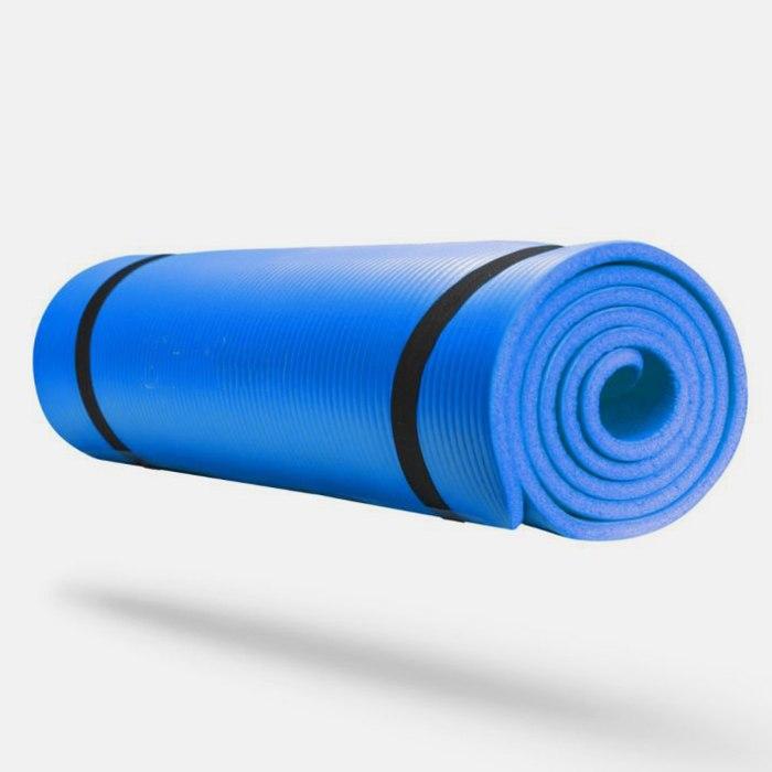 Коврик для йоги 173*63 + Массажный валик 33*14