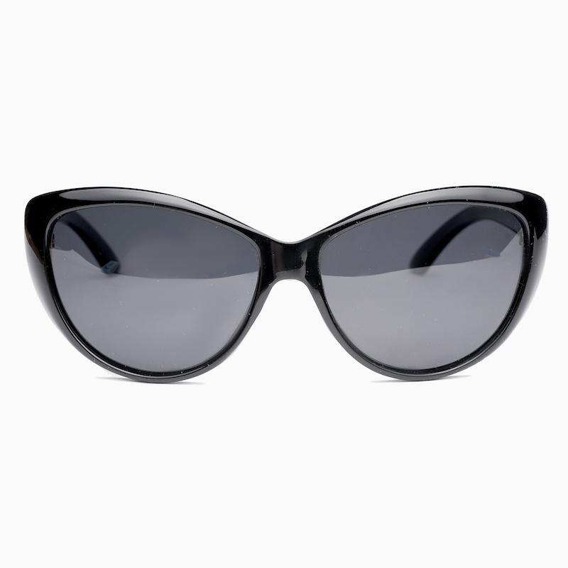 Брендовые женские солнцезащитные очки Сardeo CR005 с поляризацией