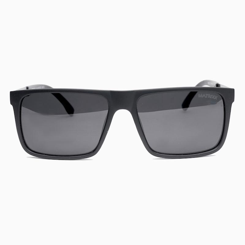 Брендовые мужские cолнцезащитные очки Matrix MT002 с поляризацией