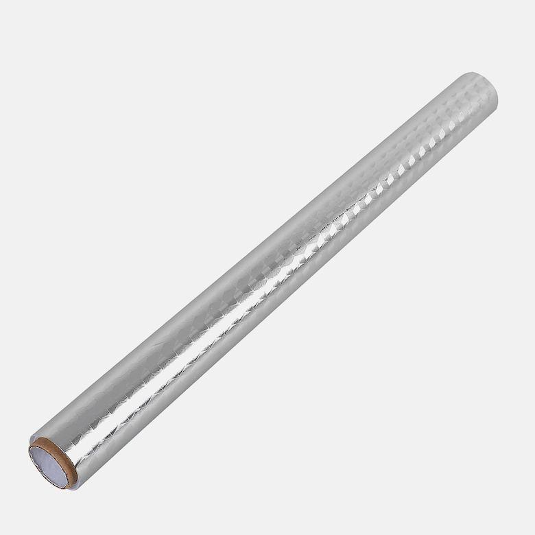 Самоклеющаяся алюминиевая пленка + Пробка для раковины + Насадка на кран + Палочки от засоров
