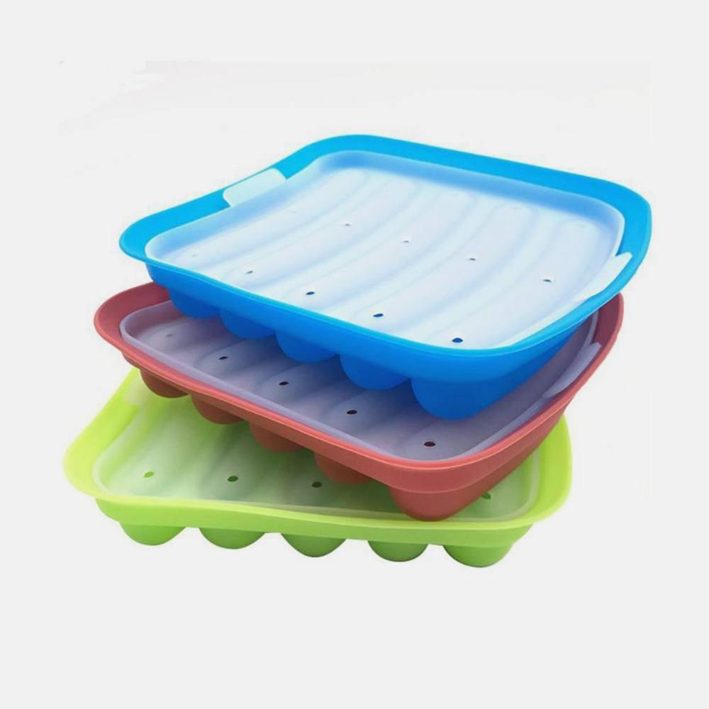 Форма для колбасок + Форма для выпечки + Форма для оладий + Коврик для выпечки
